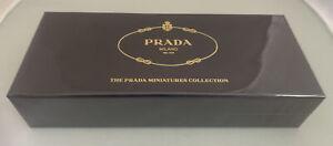 The Prada Milano Miniatures Collection Travel Gift Set For Women