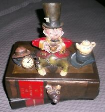 Alice in Wonderland Figurine The Penny Whistle Group