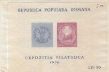 289677 / Rumänien ** MNH Block von 1950 ?