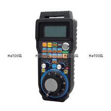CNC 6 Axis USB Wireless Mach3 Handwheel Controller for Laser Cutting Machine