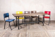 Steel Industrial Kitchen & Dining Tables