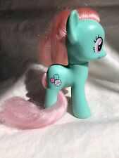 My Little Pony Hasbro Minty Brushable Hair Figure Blue G4 Friendship Is Magic