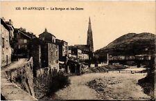 CPA St-Affrique - La Sorgue et les Cazes (475380)
