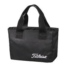 Titleist Japan Golf Round Tote Small Bag AJMB7 Black