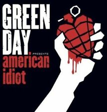 GREEN DAY American Idiot CD BRAND NEW
