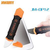 JM-OP12 Metal Blade Mobile Phone Laptop PAD Repair Opening Pry Spudger Hand Tool