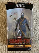Marvel Legends Series Death Dealer Shang Chi NO BAF NEW Figure Mr. Hyde Line