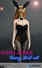 1/6 Female Bunny Lingerie Set For Kumik Phicen Hot Toys Body SHIP FROM USA