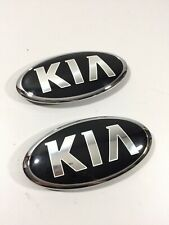 OEM 2 Front Grille Logo Emblem Badge KIA 86320-2P560