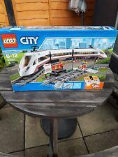 LEGO City High-speed Passenger Train (60051)