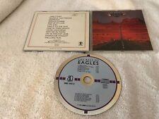 EAGLES BEST OF EAGLES ORIGINAL TARGET CD MADE IN WEST GERMANY RARE OOP