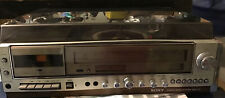 Vintage Sony HMK-339 Stereo Music System-Good Condition-Unable To Test-Flaws Pic