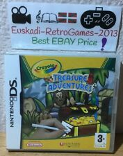 Crayola treasure adventures Nintendo DS PRECINTADO