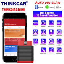 Thinkdiag Mini OBD2 Scanner Auto Code Reader Diagnostic Tool TPMS ABS IMMO SRS