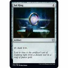 Sol Ring * Commander 2019 * Magic: The Gathering