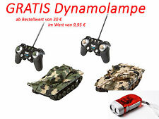 "Revell Control Panzer Set ""BATTLE GAME""- Power Tracks- Geräusche -Robust"