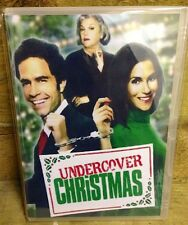 UNDERCOVER CHRISTMAS (2003) Classic starring Jamie Gertz and Tyne Daly [DVD]