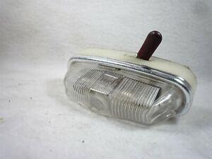 INTERIOR LIGHT series landrover classic austin mini triumph mg kit car boot lamp