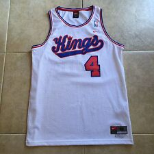 Vintage Chris Webber Sacramento Kings Nike Swingman Jersey Rewind NBA Sz M