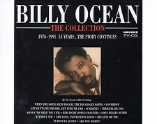 CD BILLY OCEAN the collection 1976 -1991 ex+ HOLLAND
