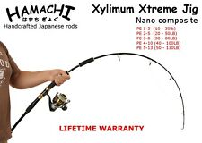 2020 Hamachi Nano Xylimum Jig PE 2 - 5 Japanese rod braid Fishing 20 50 LB