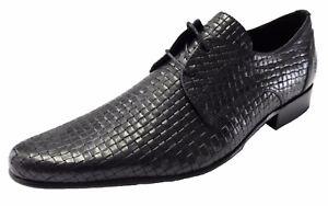 IKON Original Buckler Weave Black Mod Jam Shoes …