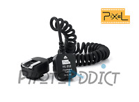 PIXEL FC-312/M - Câble TTL pour Nikon - 3,6 mètres