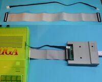 Amiga 500/600/1200 Daten und Strom Kabel für Gotek 45cm.