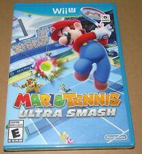 Mario Tennis: Ultra Smash (Nintendo Wii U) Brand New / Fast Shipping