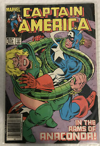 Marvel Captain America Oct 310
