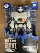 The Iron Giant Robot Light and sound Walking Figure Warner Bros New