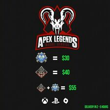 Apex Legends 4K Damage & 20Kill Badges+KD+Ranked Boost! FASTEST! (PS4/XBOX/PC)
