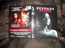 REVENGE PORN DVD - ASYLUM HOME ENTERTAINMENT Suspense Drama Horror