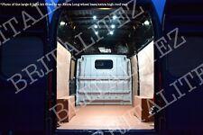 LED Interno Furgone Di carico Luce Set Kit Piccolo Adattamento Universale