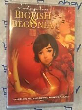 Big Fish & Begonia (Dvd 2016) Brand New!