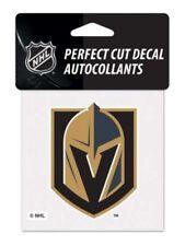 "Las Vegas Golden Knights 4"" x 4"" Logo Truck Car Window Die Cut Decal Color NHL"
