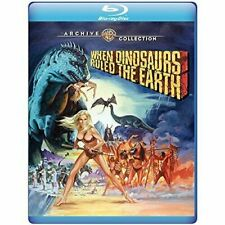 When Dinosaurs Ruled The Earth - Blu-ray Region 1