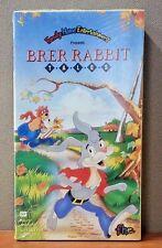 Brer Rabbit Tales     VHS    BRAND NEW