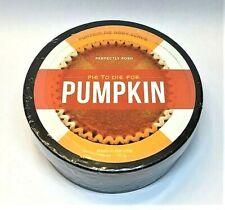 Perfectly Posh ~ PUMPKIN PIE TO DIE FOR ~ Pumpkin Pie Body Scrub