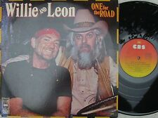 Willie Nelson Leon Russell ORIG OZ 2LP Willie and Leon NM '79 Outlaw Country
