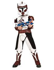 """STAR Wars Bambini Deluxe Clone Trooper Fox Costume, M, età 5-7, altezza 4' 2"""" -4' 6"""""""