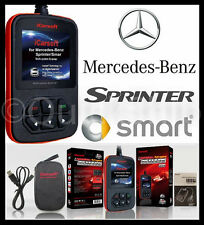 Mercedes Benz Diagnostic Scanner Tool SRS ABS OBD2 CODE READER SCAN STAR CLONE