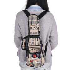 Ukulele Soft Shoulder/Back Carry Gig Bag Ukelele Case Strap Standard Size A1X0