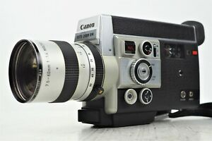 {All Work NMint} CANON Auto Zoom 814 Electronic Super 8 8mm Movie Film Camera JP