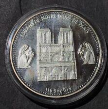 Médaille, Les Joyaux De Paris, Silver, BE, Token