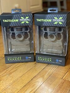 Brand New 2021 Tactacam Reveal X AT&T Cellular Trail Camera