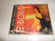 CD  DJ BoBo  – World In Motion