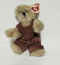 "Vintage TY Beanie Babies ""Abby"" The Bear 1993 Designed by Linda Harris"