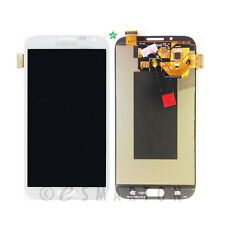 White Samsung Galaxy Note 2 LCD Touch Screen Digitizer Assembly N7100 i317 i605