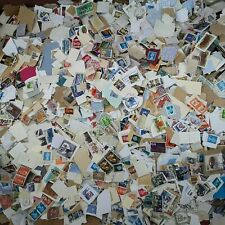1 KG (1 KILO) Charity Kiloware Stamps Mixture Mainly Great Britain some Foreign